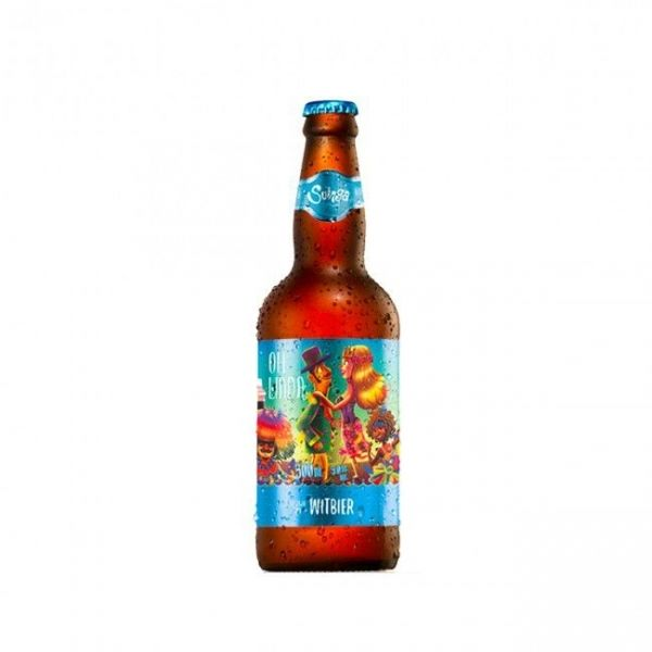 Cerveja Suinga Oh Linda Tipo Witbier - 500ml